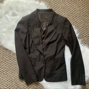 The Limited Collection Taupe Gray Blazer Size 0